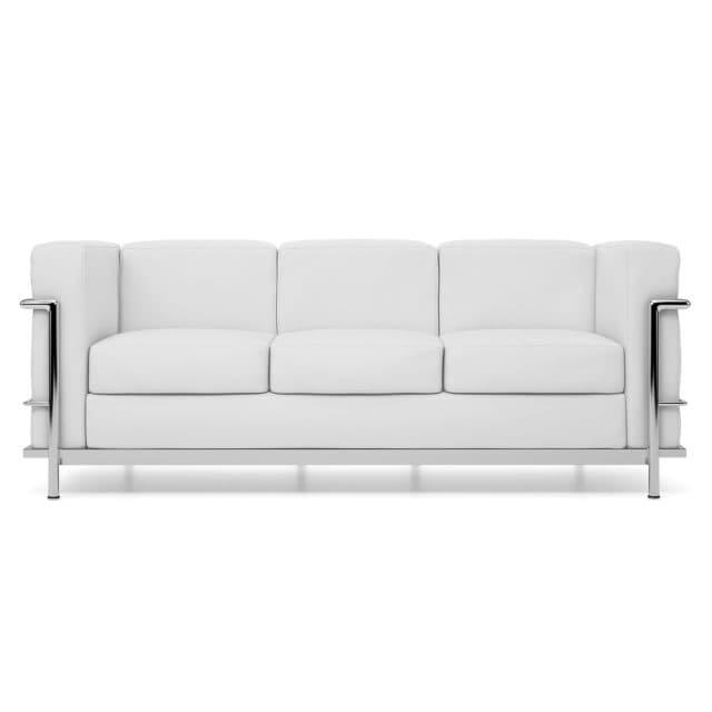 sofa-le-corbusier-lc2-white-3seat